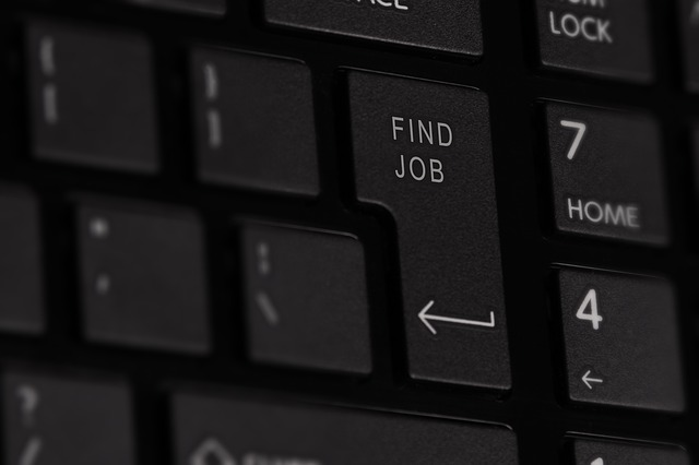 Find a job via https://pixabay.com/en/keyboard-button-key-entering-input-417090/