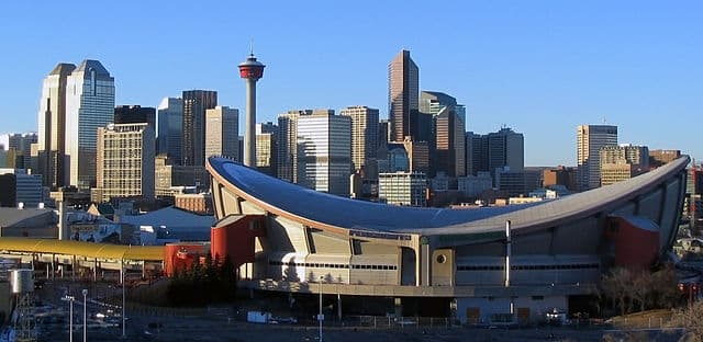 Calgary by Gorgo [Public domain]