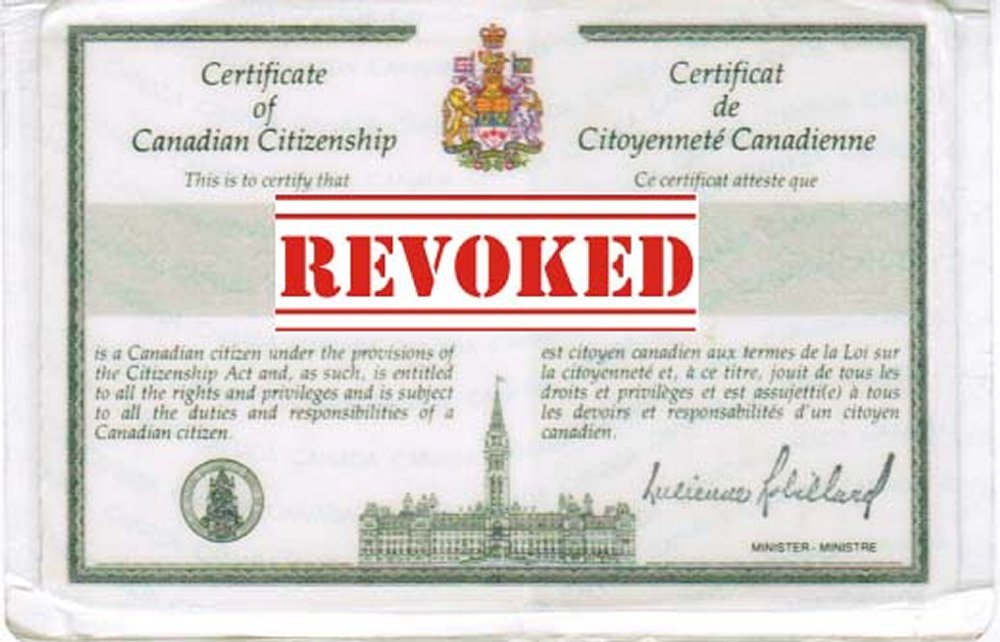 Can I Lose My Canadian Citizenship Immigroup We Are Immigration Law
