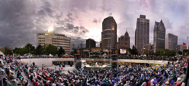 Detroit Jazz Fest by https://www.flickr.com/photos/knightfoundation/