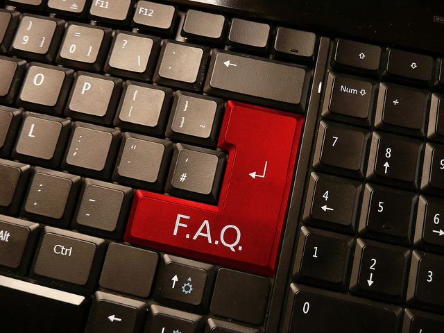 FAQ by https://www.flickr.com/photos/42931449@N07/