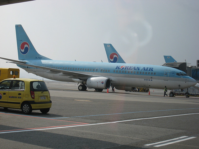 Seoul Airport by https://www.flickr.com/photos/karendotcom127/