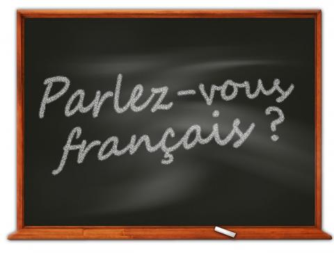 French blackboard via https://pixabay.com/en/board-school-blackboard-french-64271/