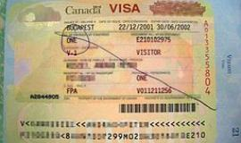 Canadian Visa by By Udv 03:40, 22 January 2014(UTC) [Public domain], via Wikimedia Commons