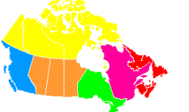 Canada via https://commons.wikimedia.org/wiki/File:Canada_provinces_Regionl.png