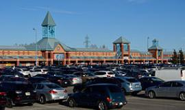 First Markham Place, a Chinese Mall in the GTA