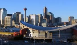 Pengrowth Saddledome, Calgary