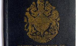 UK Passport via https://commons.wikimedia.org/wiki/File:UK_passport_1924.JPG