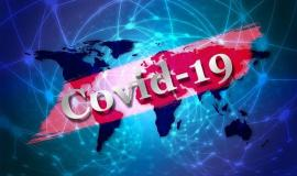 COVID-19 Map https://pixabay.com/illustrations/connection-covid-19-coronavirus-4884862/