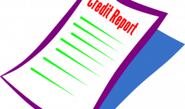 Credit Report https://pixabay.com/vectors/credit-report-bank-score-loan-40671/