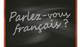 Parlez Vous Francais? https://pixabay.com/illustrations/board-school-blackboard-french-64271/