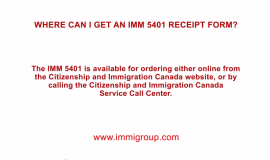 paying your cic fees in canada the imm 5401 fee receipt immigroup