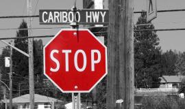 Stop Sign via https://pixabay.com/en/stop-shield-street-sign-road-sign-2461741/